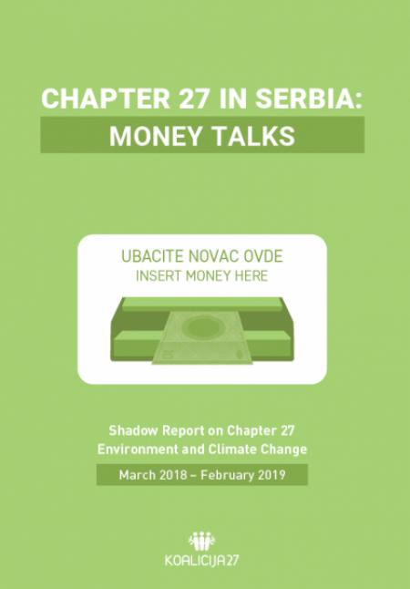 Chapter 27 in Serbia: Money talks