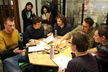 Workshop impact hub