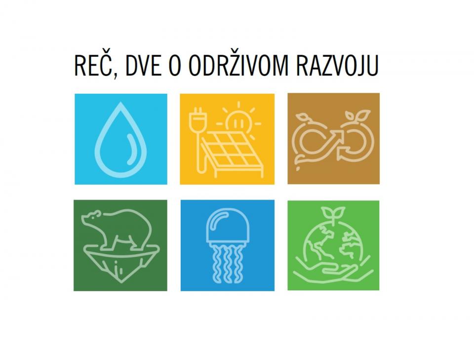 Reč dve o o održivom razvoju