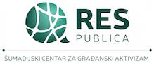"""Citizens Association Sumadija Center for Civic Activism """"Res publika"""""""