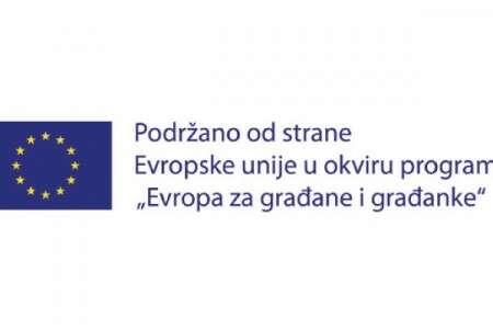 "Evropska komisija, Izvršna agencija za obrazovne, audiovizuelne i kulturne politike (EACEA), program ""Evropa za građane i građanke"""