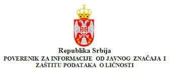 Poverenik za informacije od javnog značaja i zaštitu podataka o ličnosti